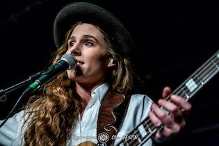 Photo COMPTE-RENDUS DE CONCERT KINGA GLYK - NEW MORNING (PARIS) - 23 JANVIER 2020
