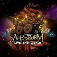SORTIES ALESTORM: LIVE AT THE END OF THE WORLD