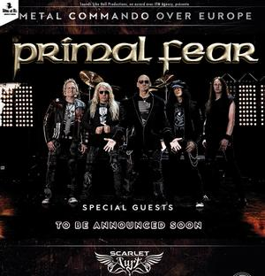 News CONCERTS PRIMAL FEAR: REPORT DE LA TOURNÉE EN 2022