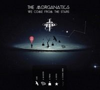 News INFORMATIONS THE MORGANATICS :  BRUCE SOORD (THE PINEAPPLE THIEF) ET MAYLINE (@IDENSITY)  PARTICIPENT AU NOUVEL ALBUM