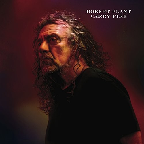 Album ROBERT PLANT Carry Fire (2017)