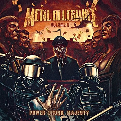 Album METAL ALLEGIANCE Volume Ii – Power Drunk Majesty (2018)