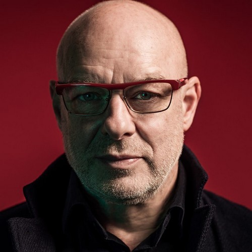 Photo/picture of the band/Artist BRIAN ENO