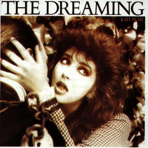 Album KATE BUSH The Dreaming (1982)