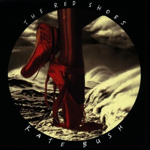 Album KATE BUSH The Red Shoes (1993)