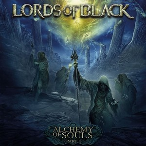 Album LORDS OF BLACK ALCHEMY OF SOULS, PT. I