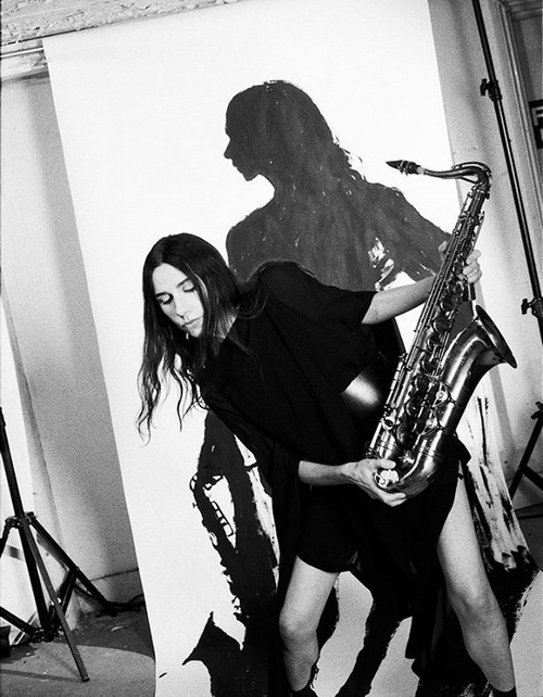 Photo/picture of the band/Artist PJ HARVEY
