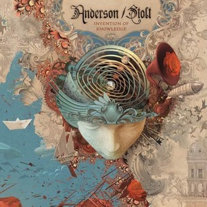 Album ANDERSON & STOLT Invention Of Knowledge (2016)