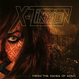 Album X-TINXION From The Ashes Of Eden (2016)