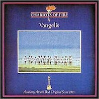 Album VANGELIS Chariots Of Fire (1981)