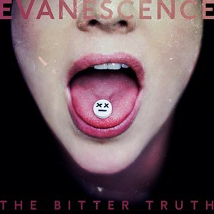 Album EVANESCENCE The Bitter Truth (2021)