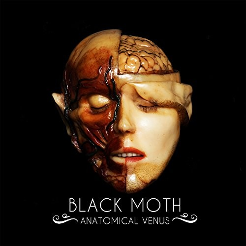 Album BLACK MOTH Anatomical Venus (2018)