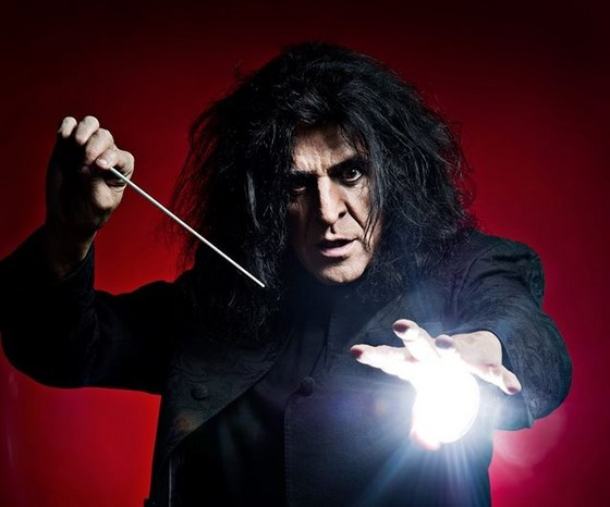 Photo/picture of the band/Artist JAZ COLEMAN