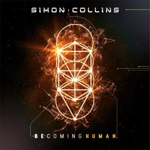 Album SIMON COLLINS Becoming Human (2020)
