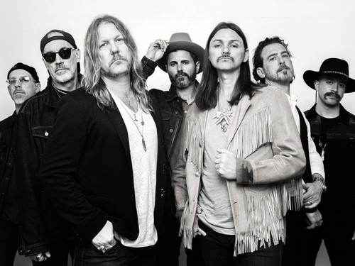 Photo/picture of the band/Artist THE ALLMAN BETTS BAND
