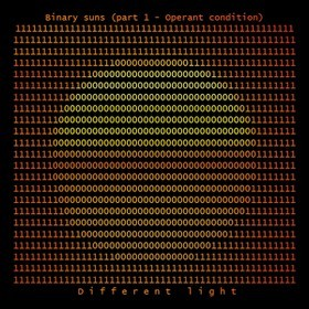 Album DIFFERENT LIGHT Binary Suns (part I - Operant Condition) (2020)