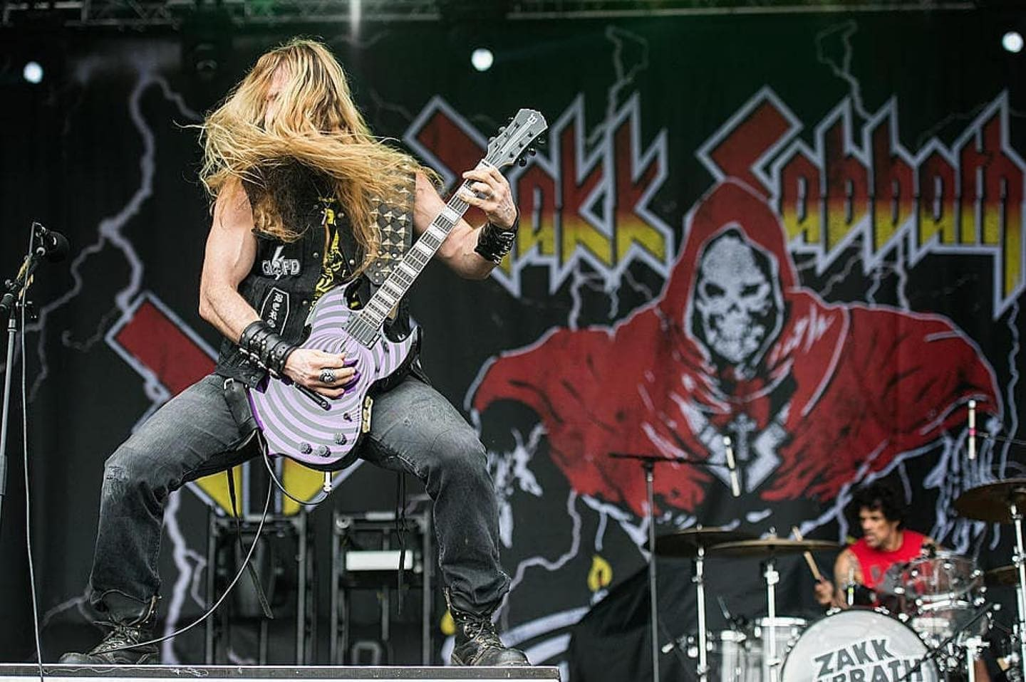 Photo/picture of the band/Artist ZAKK SABBATH
