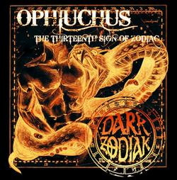 Album DARK ZODIAK Ophiuchus (2021)