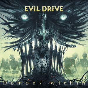 Album EVIL DRIVE Demons Within