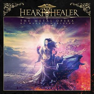 Album HEART HEALER The Metal Opera By Magnus Karlsson (2021)