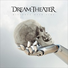 Album DREAM THEATER DISTANCE OVER TIME