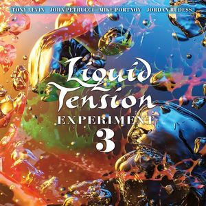 Album LIQUID TENSION EXPERIMENT LTE3