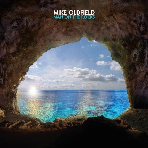 Album MIKE OLDFIELD Man On The Rocks (2014)