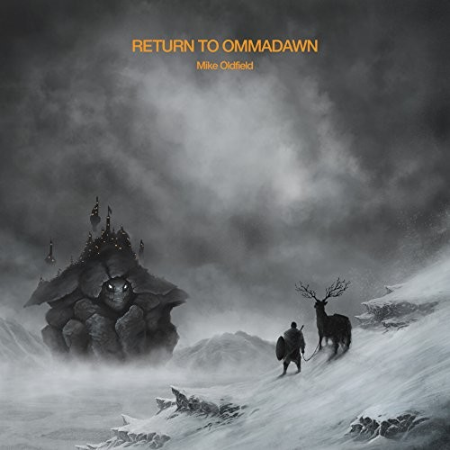 Album MIKE OLDFIELD Return To Ommadawn (2017)
