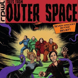 Album RPWL TALES FROM OUTER SPACE