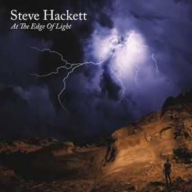Album STEVE HACKETT AT THE EDGE OF LIGHT