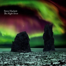 Album STEVE HACKETT THE NIGHT SIREN
