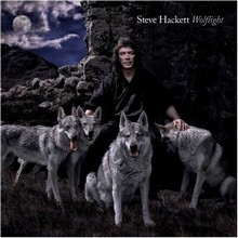 Album STEVE HACKETT WOLFLIGHT