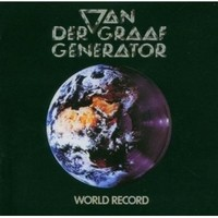 Album VAN DER GRAAF GENERATOR World Record (1976)
