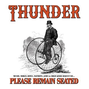 Album THUNDER Please Remain Seated (2019)