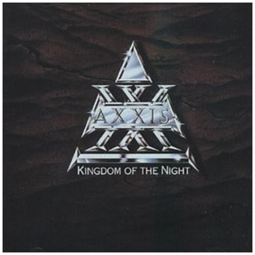 Album AXXIS KINGDOM OF THE NIGHT