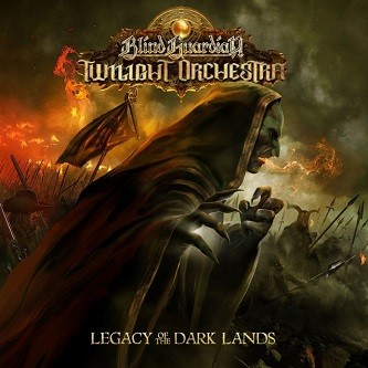 Album BLIND GUARDIAN LEGACY OF THE DARK LANDS