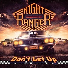 Album NIGHT RANGER Don't Let Up (2017)