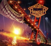 Album NIGHT RANGER High Road (2014)