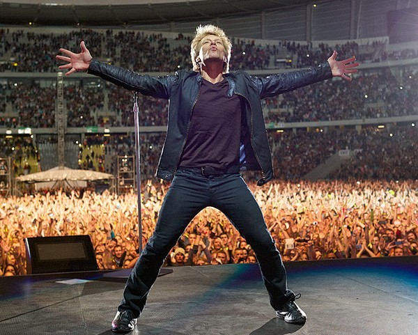 Photo/picture of the band/Artist BON JOVI