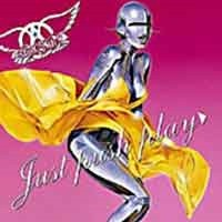 Album AEROSMITH Just Push Play (2001)