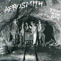 Album AEROSMITH Night In The Ruts (1979)