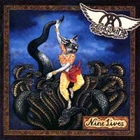 Album AEROSMITH Nine Lives (1997)