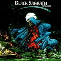 Album BLACK SABBATH Forbidden (1995)