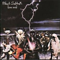Album BLACK SABBATH Live Evil (1982)