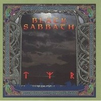 Album BLACK SABBATH Tyr (1990)