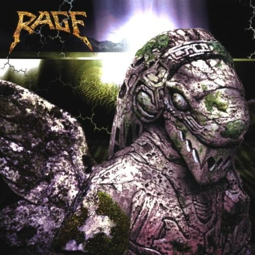 Album RAGE End Of All Days (1996)