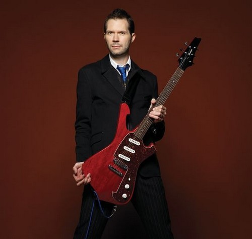 Photo/picture of the band/Artist PAUL GILBERT