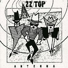 Album ZZ TOP Antenna (1994)
