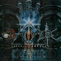 Album KREATOR Cause For Conflict (1995)