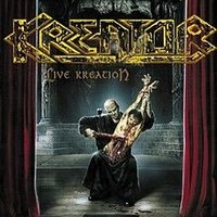 Album KREATOR Live Kreation (2003)